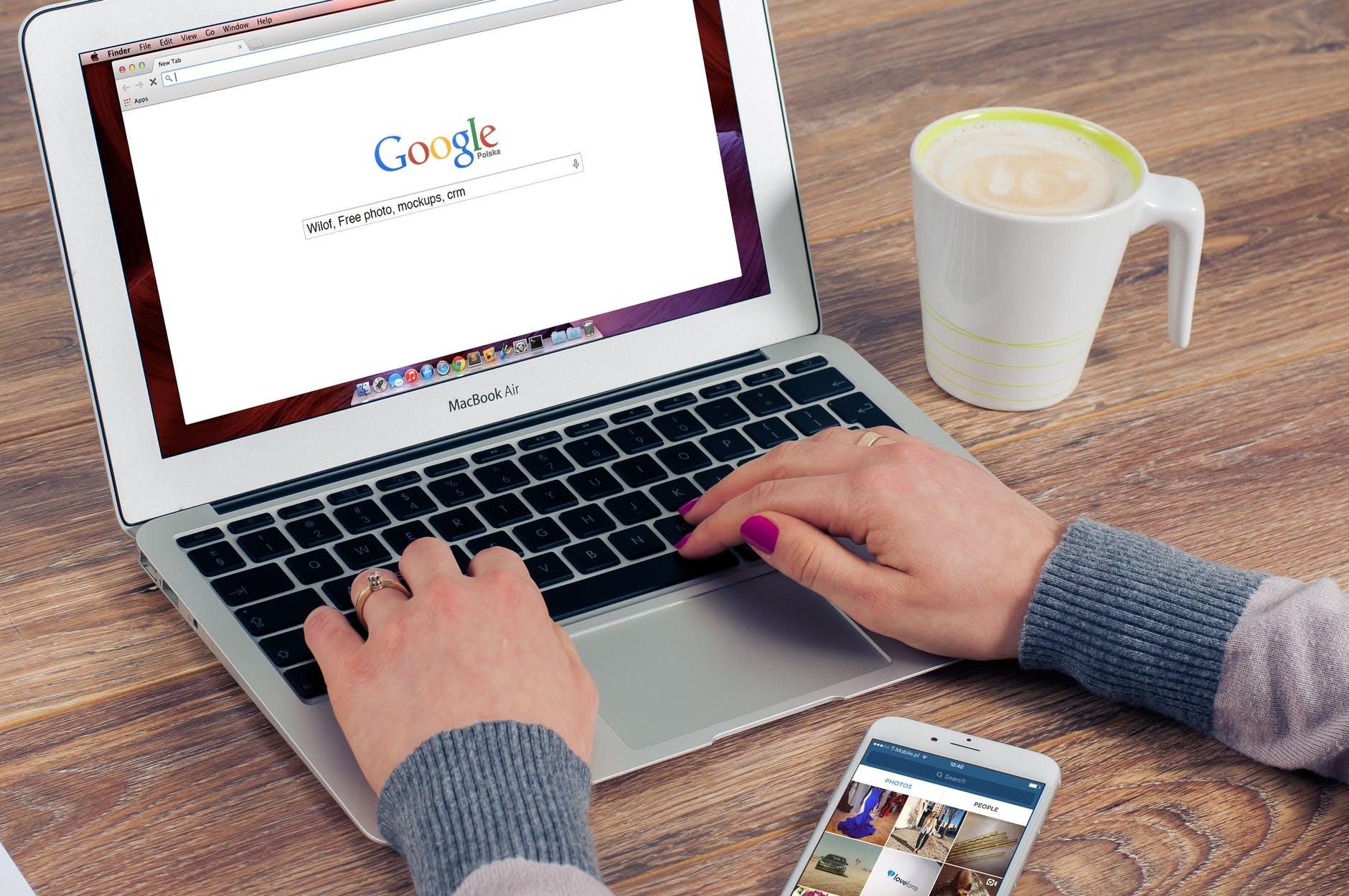 Comment avoir la première place sur Google?