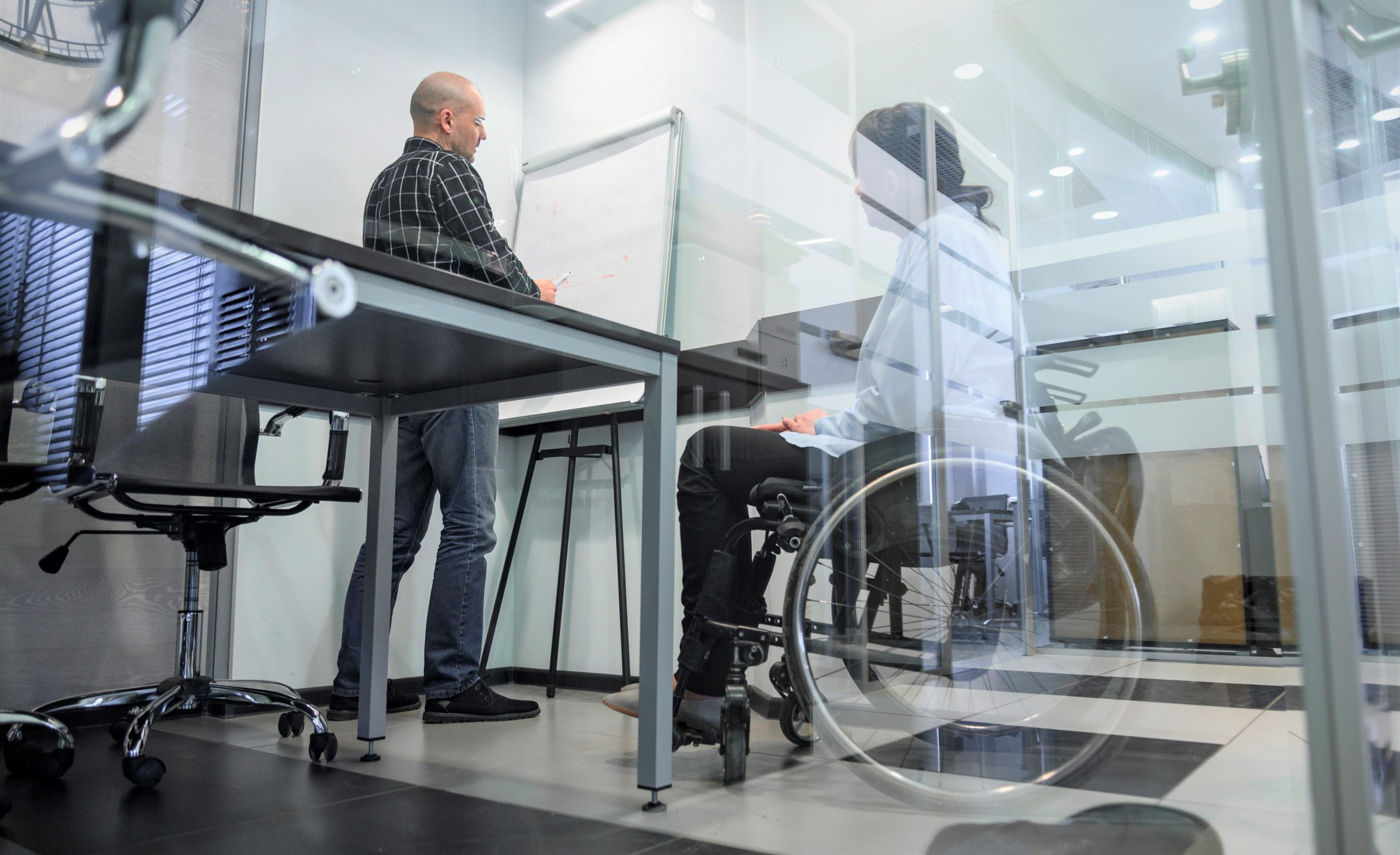 Inclusion du handicap dans l'entreprise